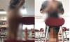 Cảnh sát 'sờ gáy' nữ giáo viên tự lột đồ quay cảnh nóng trong lớp học
