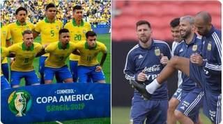 HLV Argentina nói gì về trận so tài với Brazil ở bán kết Copa America?
