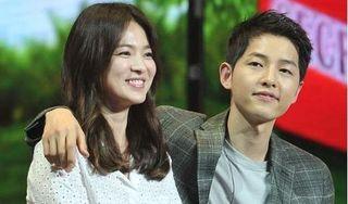 Song Joong Ki lên tiếng về tin đồn Song Hye Kyo ngoại tình và có bầu với Park Bo Geum