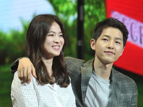 Song Joong Ki lên tiếng về tin đồn Song Hye Kyo ngoại tình, có bầu với Park Bo Geum