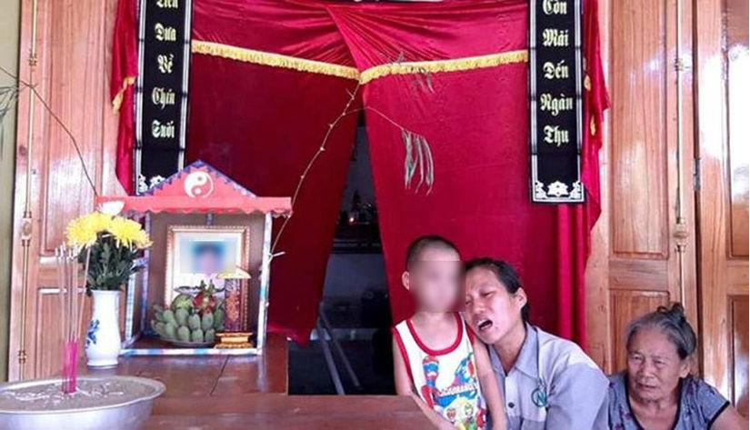 Nghệ An: Bí thư chi đoàn kiệt sức tử vong vì thức thâu đêm bơm nước chống hạn