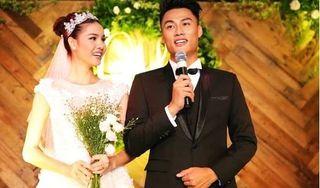 Kỷ niệm 3 năm ngày cưới, Kỳ Hân - Mạc Hồng Quân dành cho nhau những lời ngọt ngào