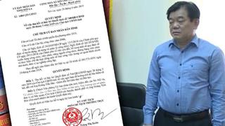 Giám đốc Sở GD-ĐT Sơn La đi viện: Bị bệnh trong thời điểm nhạy cảm