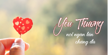 Người Tân Hiệp Phát yêu: Yêu thương nói ngàn lần chẳng đủ
