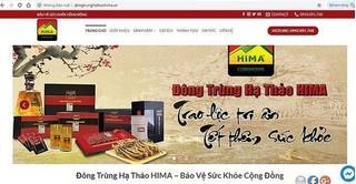 Quảng cáo sai, Công ty Cổ phần Đông Trùng Hạ Thảo bị phạt nặng