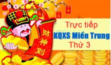 XSMT 20/8 - Kết quả xổ số miền Trung hôm nay thứ 3 ngày 20/8 - KQXSMT