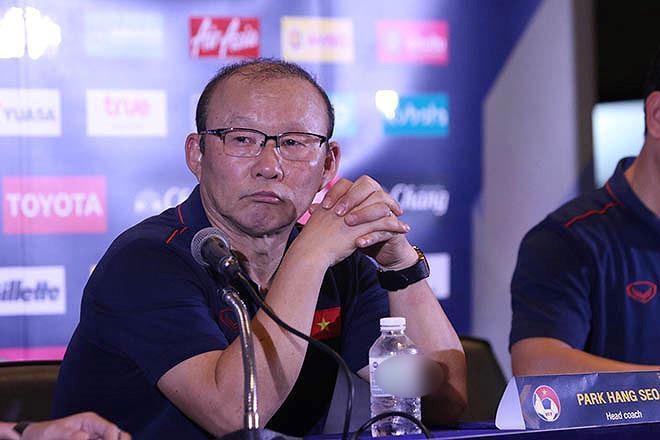 Điều khoản trong bản hợp đồng mới của HLV Park Hang Seo là vô địch AFF Cup giành vé tham dự vòng chung kết Asian Cup
