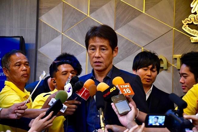 HLV Akira Nishino chỉ ra điểm yếu lớn nhất của đội tuyển Thái Lan là tinh thần