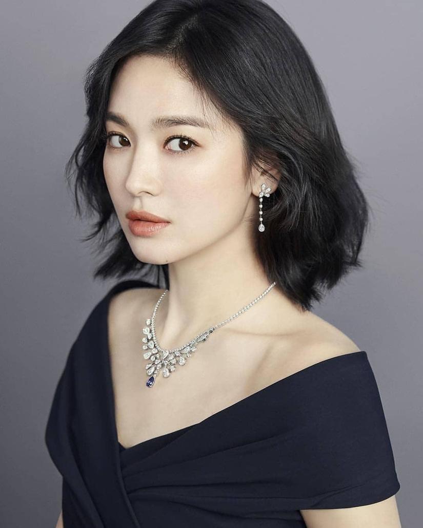 Song Hye Kyo lần đầu xuất hiện tại sau scandal ly hôn Song ...