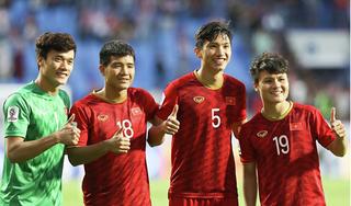 Đội tuyển U22 Việt Nam so tài với các học trò của HLV Guus Hiddink