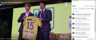 Người Thái Lan nhận xét trái chiều về việc Công Phượng sang Bỉ thi đấu