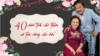 Vợ chồng nhà Dr Thanh: Suốt 40 năm 'tình vẫn thắm và tim nồng vẫn ấm'