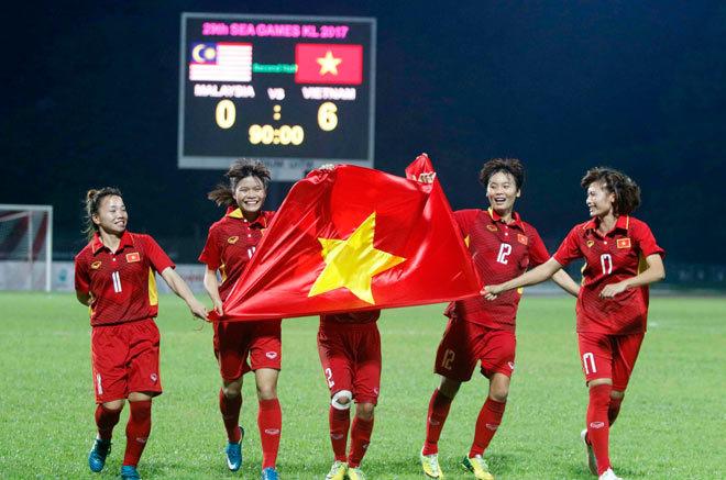 Đội tuyển nữ Việt Nam có cơ hội lớn tham dự World Cup 2023