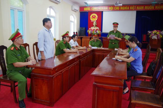 2 chủ tịch xã 'ăn chặn' tiền của dân ở Hà Giang bị bắt