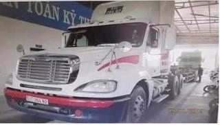 Công an điều tra vụ xe đầu kéo container bị mất trộm tại cảng  Cát Lái