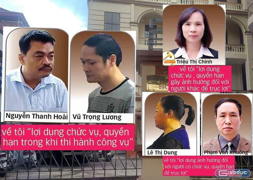 Nữ cán bộ công an Hà Giang nhờ nâng điểm cho 20 thí sinh như thế nào?