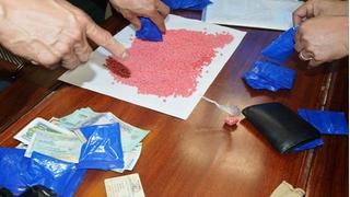 Sơn La: Bắt quả tang đối tượng vận chuyển 4.000 viên hồng phiến