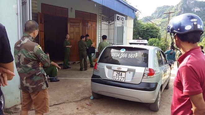 Thông tin mới vụ đổ xăng đốt cả nhà người tình ở Sơn La