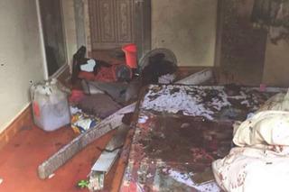 Hiện trường vụ nghi chém người tình, đổ xăng thiêu sống cả nhà ở Sơn La