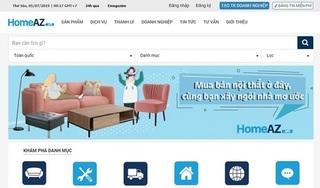 HomeAZ.vn mạng xã hội đầu tiên về nội ngoại thất được cấp phép hoạt động