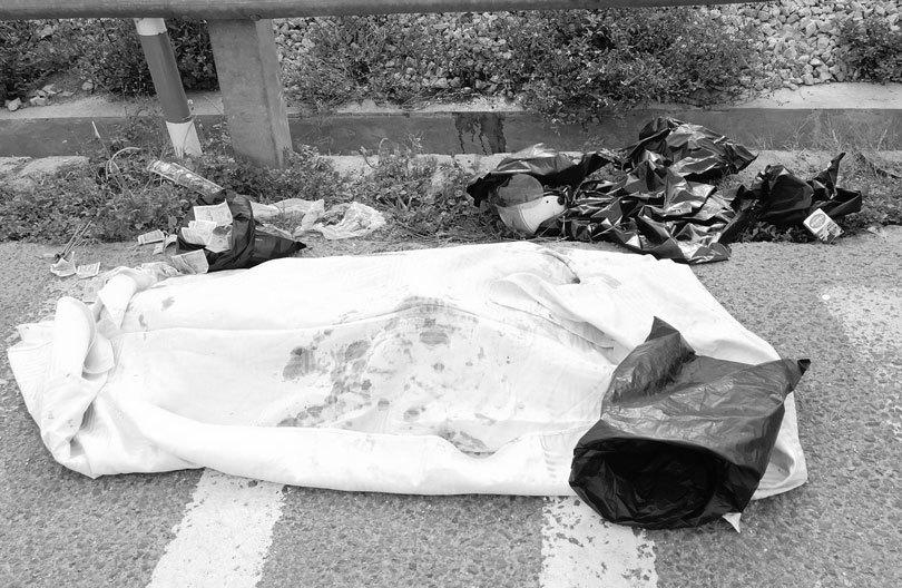 Hà Nam: Bất cẩn khi băng qua đường tàu, một người đàn ông bị cán tử vong