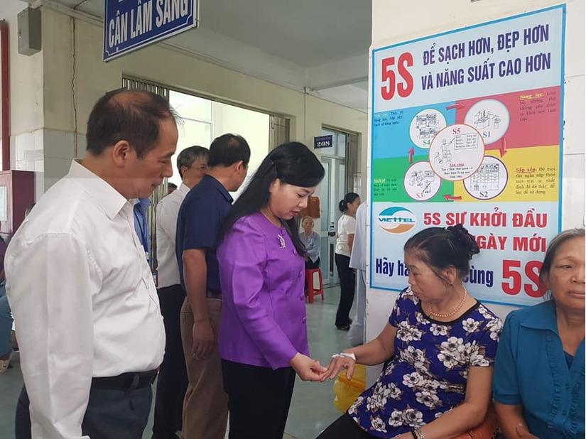 Hà Nam: Cần khám sàng lọc và tư vấn cẩn thận để tránh sai sót trong tiêm chủng 2