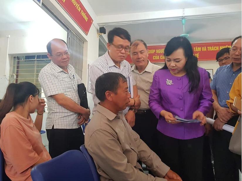 Hà Nam: Cần khám sàng lọc và tư vấn cẩn thận để tránh sai sót trong tiêm chủng 3
