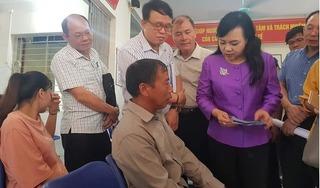 Bộ trưởng Bộ Y tế thăm và làm việc với ngành y tế tỉnh Hà Nam