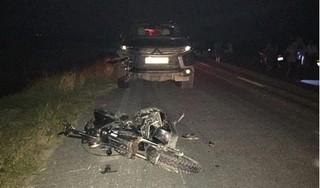 Hà Tĩnh: Bị ô tô tông bất ngờ, 3 em nhỏ ngồi trên xe đạp điện tử vong