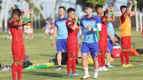 Đội tuyển U22 Việt Nam chính thức được tập trung và bước vào tập luyện chuẩn bị cho SEA Games 30