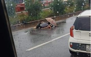 Vụ nữ công nhân bị xe tải tông tử vong: Chồng vừa từ quê ra thăm thì vợ gặp nạn
