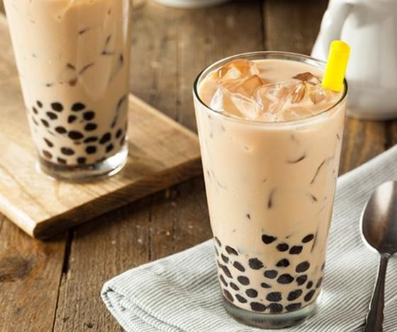 Nữ sinh nổi mụn chi chít khắp người vì thói quen uống trà sữa mà nhiều người vẫn mắc 2