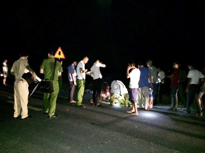 Thông tin mới vụ ô tô tông 3 em nhỏ đi xe đạp điện tử vong ở Hà Tĩnh