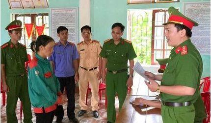 Mức án nào cho người phụ nữ đốt cỏ khiến rừng cháy kinh hoàng ở Hà Tĩnh?