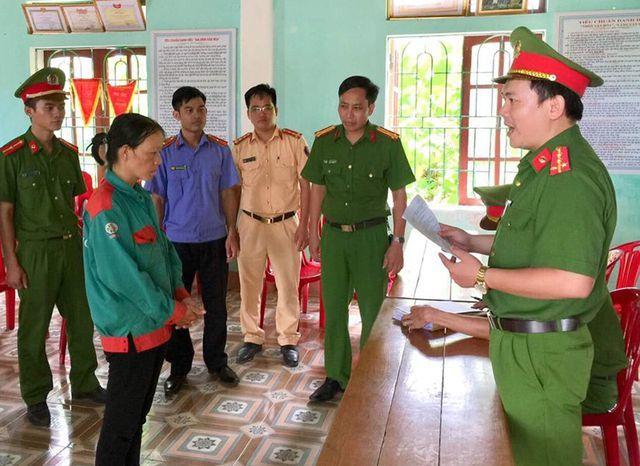 Mức án nào cho người phụ nữ đốt cỏ gây cháy rừng ở Hà Tĩnh?