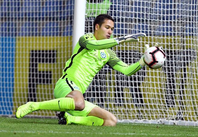 thủ môn Việt kiều Filip có cơ hội lớn khoác áo ĐTVN trong thời gian tới
