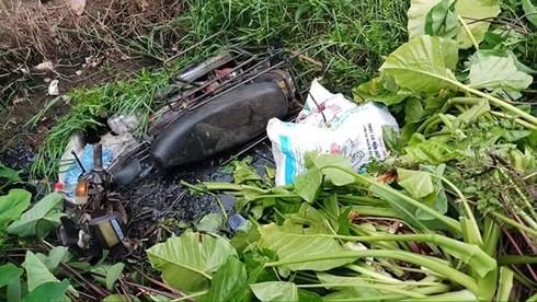 Hưng Yên: Tá hoả phát hiện người phụ nữ tử vong dưới mương nước