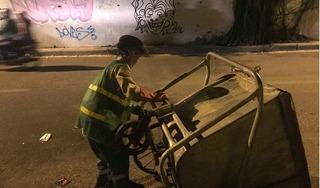 Tâm sự rớt nước mắt của nữ công nhân quét rác có con nhũn não, chồng tai biến