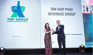 Tân Hiệp Phát được vinh danh 'Nơi làm việc tốt nhất Châu Á'