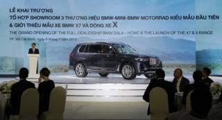Thaco khai trương tổ hợp showroom 3 thương hiệu BMW-MINI-BMW MOTORRAD