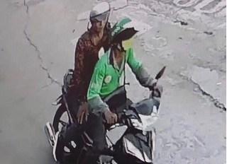 Truy tìm nghi phạm cứa cổ tài xế Grab cướp tài sản