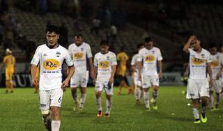 CLB HAGL gặp bất lợi cực lớn ở vòng 15 V.League