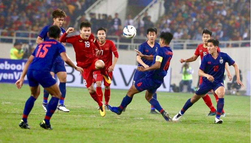 Đội tuyển U23 Thái Lan nguy cơ bị loại khỏi VCK U23 châu Á