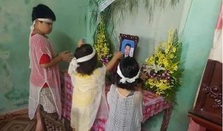 Con trai nạn nhân bị sét đánh tử vong ở Hà Nam: 'Bố mất rồi ai đưa con đi chữa bệnh'
