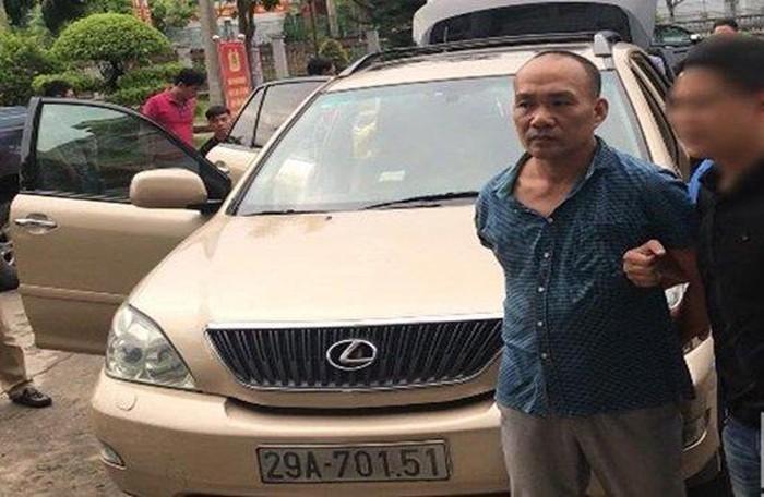 Bắc Giang: Khởi tố tổng giám đốc lái xe Lexus trộm cắp tài sản