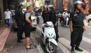 Đang tuần tra, Cảnh sát cơ động bị nhóm thanh niên tấn công nhập viện