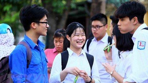 Sở GD-ĐT Nam Định công bố điểm thi THPT quốc gia 2019