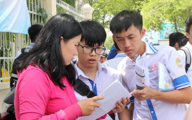 Nam định vững ngồi đầu điểm thi THPT quốc gia 2019 cao nhất cả nước