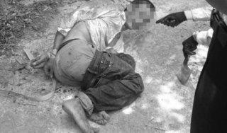 Nam Định: Con nợ dùng dao cứa cổ chủ nợ chỉ vì món tiền 300.000 đồng