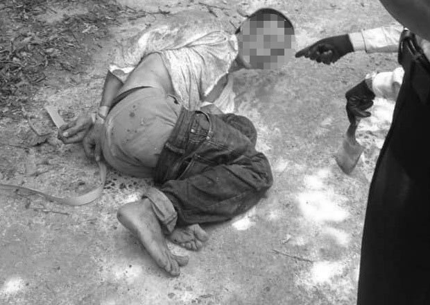 Nam Định: Mâu thuẫn chuyện tiền bạc, đối tượng dùng dao cứa cổ nạn nhân